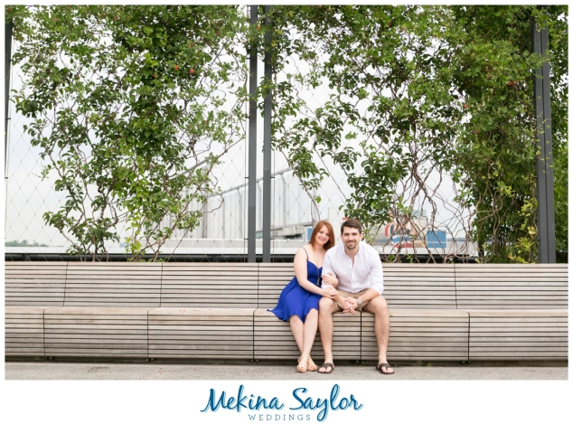 Highline, Central Park, NYC Enagagement pictures-10