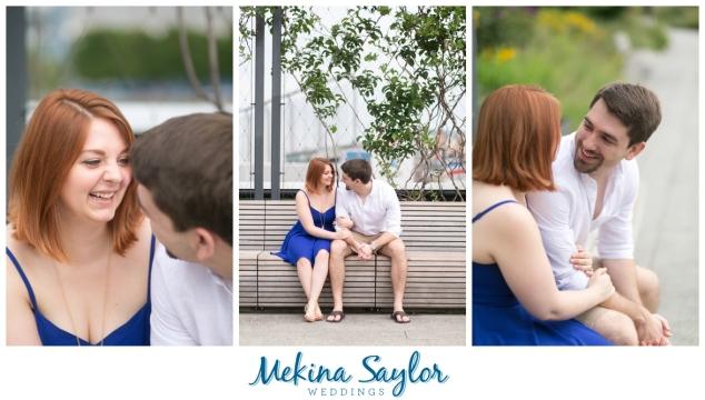 Highline, Central Park, NYC Enagagement pictures-11