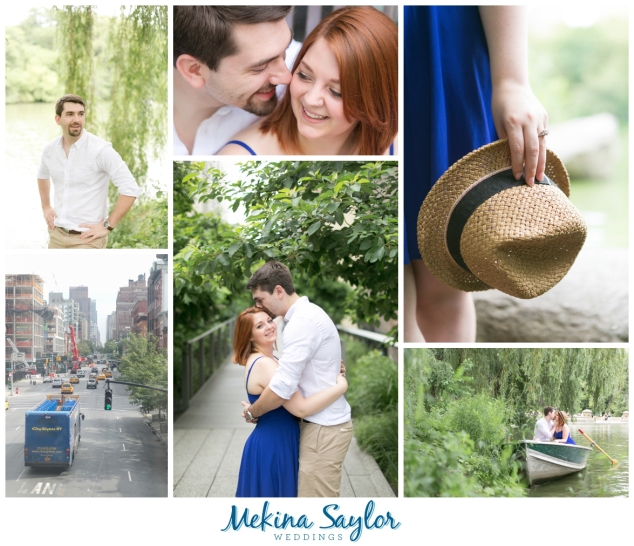 Highline, Central Park, NYC Enagagement pictures-42