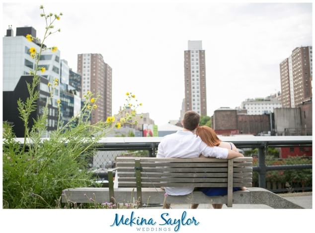 Highline, Central Park, NYC Enagagement pictures-9
