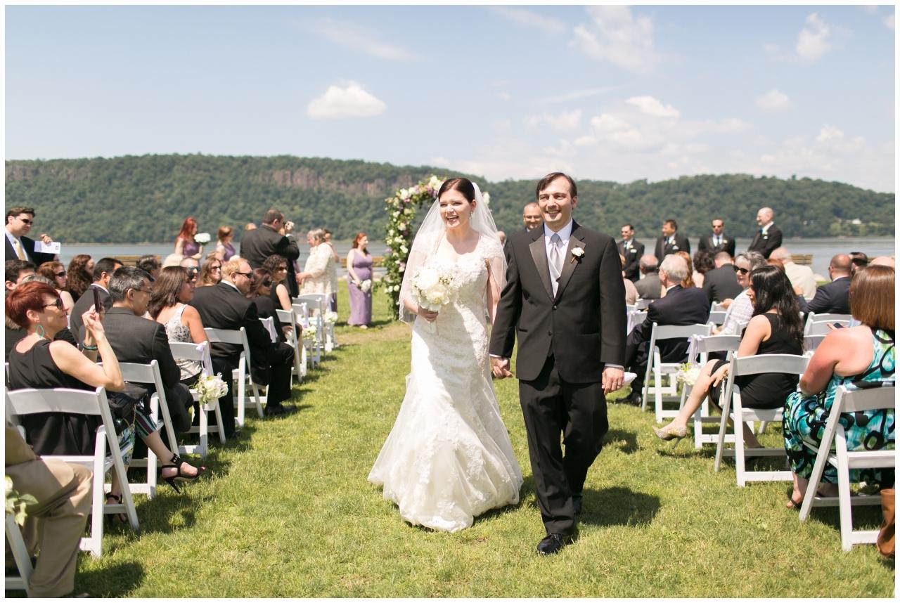 Harvest On the Hudson Wedding