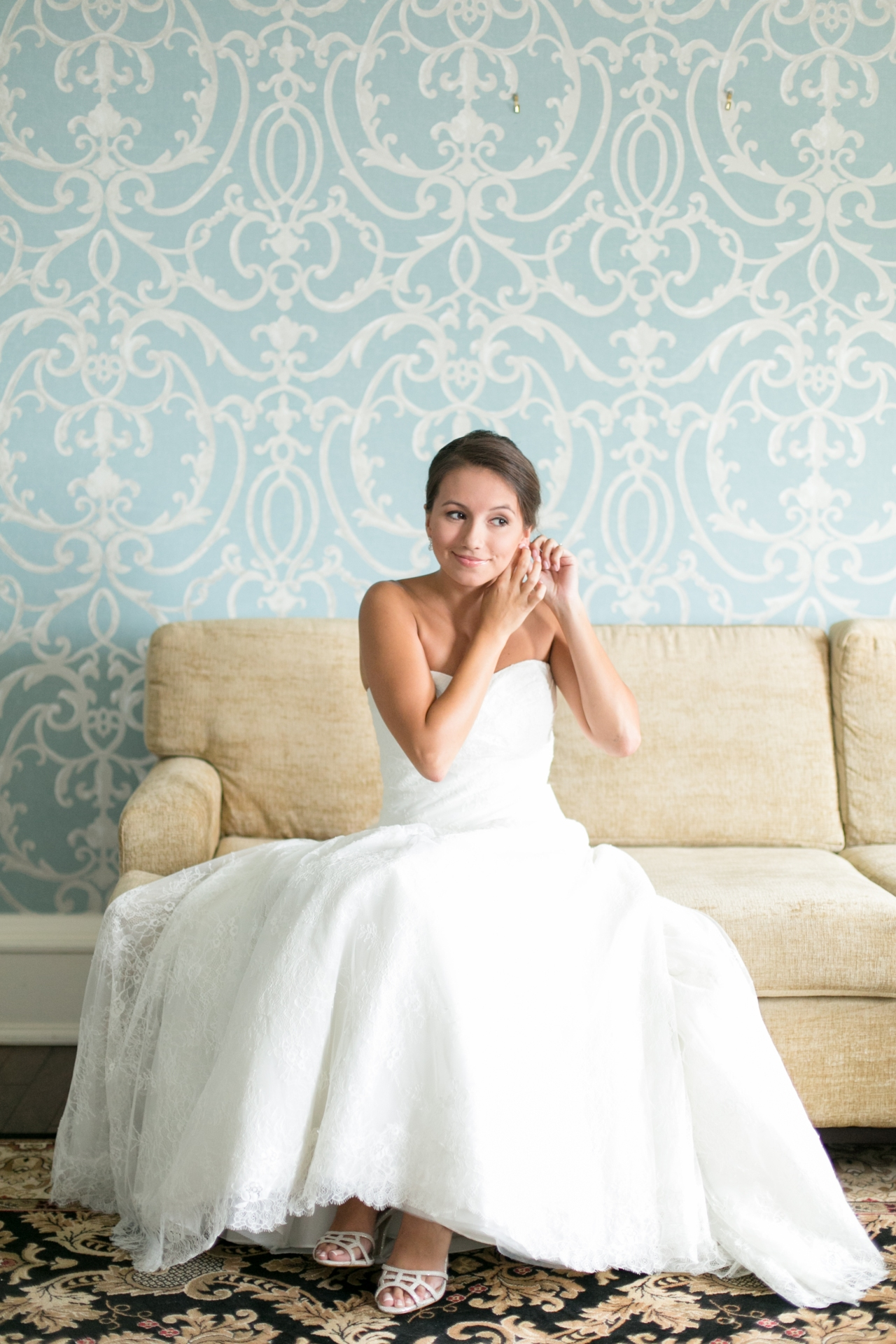 Molly Pitcher Inn Wedding-27