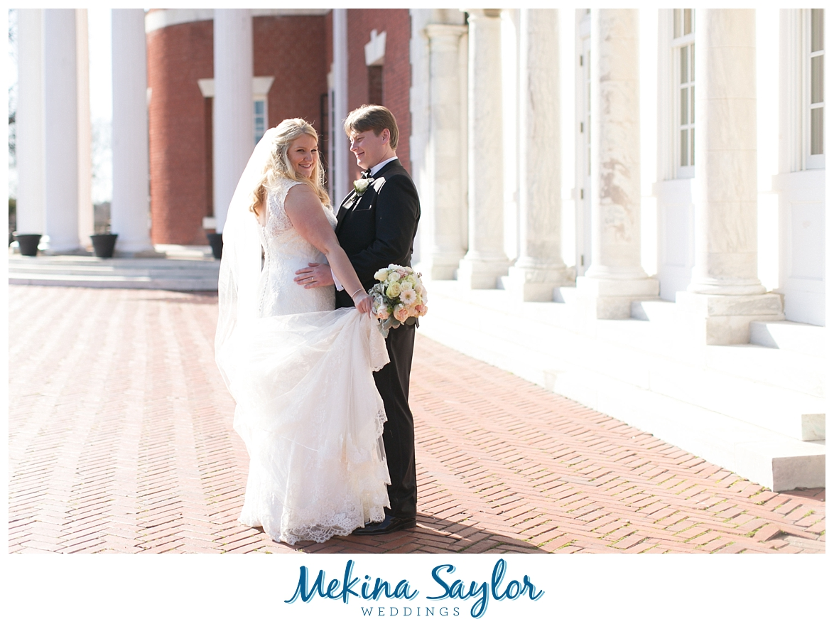Bourne Mansion Wedding